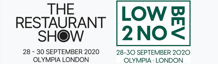 Restaurant Show / Low2No Bev 2020